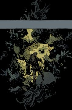 Hellboy in Hell #4 - Mike Mignola