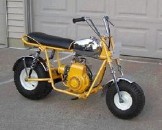 Herter's Minibike
