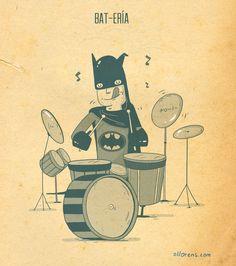 Bat-eria solo para _Bat-eros =D