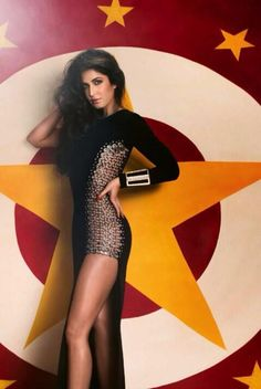 Katrina Kaif photoshoot for Vougue India December 2013 issue. #Fashion #Style #Beauty #Bollywood