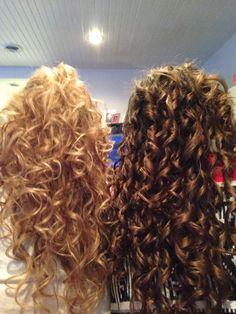 Big sexy curls