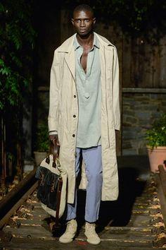 Male Fashion Trends: Billy Reid Spring/Summer 2014 - New York Fashion Week Urban Fashion, Love Fashion, Mens Fashion, Fashion Styles, Fashion Design, Fashion Trends, Dapper Gentleman, Gentleman Style, Gq