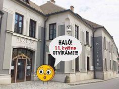 HALÓ!!! Už se nemůžeme dočkat 11. května až Vás všechny opět přivítáme v Muzeu Olomouckých tvarůžků. A na první návštěvníky čeká malé překvapení. ❤️😊👍 #muzeum #muzeumolomouckychtvaruzku #muzeumtvaruzku #lostice #otvirame #tvaruzek #tvaruzky  #olomoucketvaruzky #prekvapeni #darek #navstetvnik Halo, Instagram, Corona, Alone