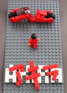 Akira lego...awesome