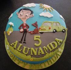 Mr Bean Mr Bean Birthday, Birthday Parties, 3rd Birthday, Birthday Cakes, Mr Bean Cake, Bean Cakes, Rugby Cake, Pirate Ship Cakes, Movie Cakes