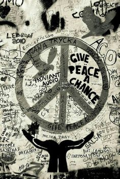 ༺✿Give Peace a Chance