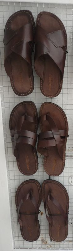 our most popular pin -- Sandals - Men