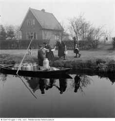Holland, East Indies, The Old Days, Country Charm, Back In The Day, Windmill, Kittens Cutest, Old Photos, Netherlands