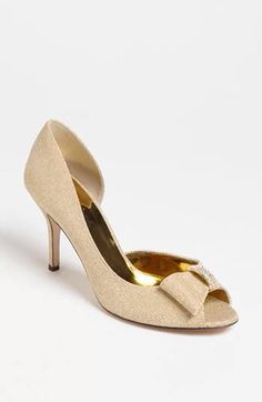I Loved My Wedding Shoes But Where Were These When Was Shopping For Them Menbur Floral Lace Pump Available At Nordstrom
