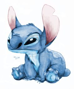 Stitch is watching YOU!