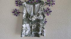 Next   Green  Glitter Cotton    top   size 10 #next #VestTopStrappyCami #Casual