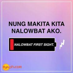 pick up lines tagalog kilig