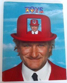 Robin Williams Toys Movie Photos Wright Joan Cusack Michael Gambon Press