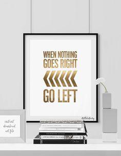 Minimalist poster printable print Geometric Print by ArtFilesVicky Inspirational Posters, Art Prints Quotes, Minimalist Poster, Poster Wall, Printable Wall Art, Digital Prints, Initials, Abstract Art, Wall Decor