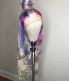 Lace Frontal Wigs Easy Hairstyles For Long Hair Best Short Haircuts Fo – Fashion Wigs Wig Styles, Curly Hair Styles, Natural Hair Styles, Lace Front Wigs, Lace Wigs, Easy Hairstyles For Long Hair, Colored Weave Hairstyles, Black Hair Updo Hairstyles, Toddler Hairstyles