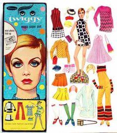 Twiggy Auf puppenhausmuseum.de http://www.pinterest.com/fiction101/paper-dolls/