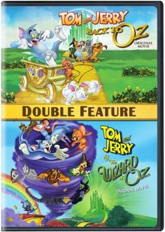 Tom and Jerry & the Wizard of Oz/Tom and Jerry: Back to Oz