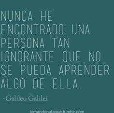 Frases • #Frases de Ga lileo Galilei frases #citas