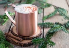 This dairy-free Mexican Hot Chocolate will boost your metabolism, nourish your cells and warm your body, with cinnamon, cayenne and antioxidant-rich cacao. Dairy Free Hot Chocolate, Mexican Hot Chocolate, Hot Chocolate Recipes, Smoothie Drinks, Smoothie Recipes, Smoothies, Peanut Butter Mousse, Cocoa Tea, Paleo Sweets
