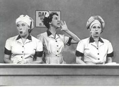 Lucille Ball & Vivian Vance - Job Switching (aka The Chocolate Factory) - one of my favorite episodes
