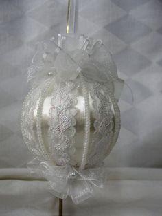 Handmade Christmas Tree Ornament Original Design by BobbyesHobbies, $14.75