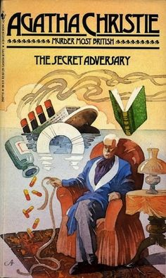 """the secret adversary."" http://leavesandpages.com/category/agatha-christie/"