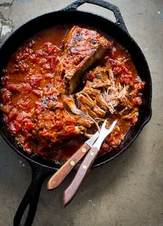 Juicy Asian Oven Roasted Pulled Pork Recipe for Sliders, Tacos, Rice and Pasta! from WhiteOnRicecouple.com