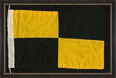 Nautical Flag Print, L on OneKingsLane.com