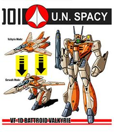 Check out this item in my Etsy shop https://www.etsy.com/listing/487582151/robotech-vf-1d-battroid-valkyrie-shirt