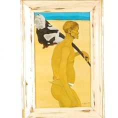 Bushman Hunter  Oil on Canvas. Commissions accepted.  www.peek.org.za