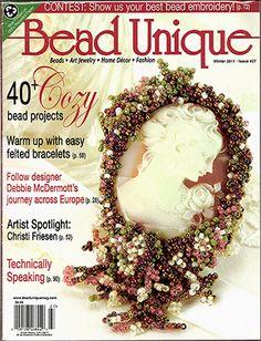 Price: $4.47. 027 Bead Unique Magazine, Issue 27 (Like New)