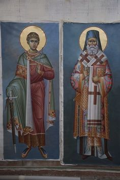 2 posts published by iconsalevizakis during September 2015 Religious Icons, Religious Art, Russian Icons, Religious Paintings, Orthodox Icons, Saint George, Medieval, Saints, Spirituality