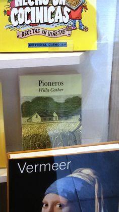 """""""Pioneros"""" de Willa Carter. Alba Editores"""
