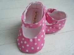 pink polka dot perfection
