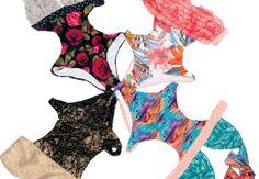 Martha Silva Beachwear: Colores y texturas para lucir en el verano