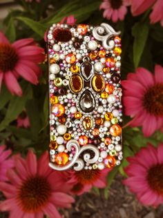One of my newest cases hand made by Shauna Wiley @ Sparkling Creations