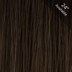 Clip-In Hair Extensions #2 (Dark Chocolate)