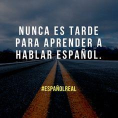 Nunca   #EspañolReal