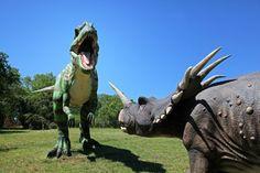 Le Préhisto-Dino Parc