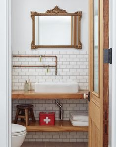 Best Professional Bath Finalist in 2014 Remodelista Considered Design Awards--vote now!