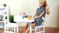 (VIA Erica Miller Carlis) from - Dollzdress  WEBSITE GIVES CUTTING PATTERNS FOR THE FURNITURE HERE