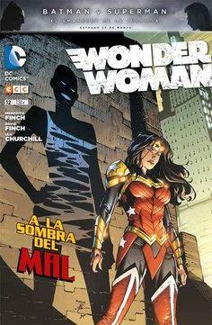 Wonder Woman Vol.12 A la sombra del mal