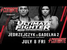 UFC ULTIMATE CLAUDIA GADELHA - YouTube