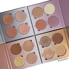 Anastasia Beverly Hills Glow kits comparison   Futilities and More