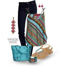 Calypso, created by maggiebags on Polyvore