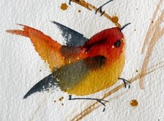 watercolor tattoo | Will Knit for Cake: Watercolor, Inspiration for Tattoos