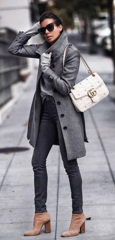 30+ stylish winter work outfits to update your wardrobe #winter #outfit #work