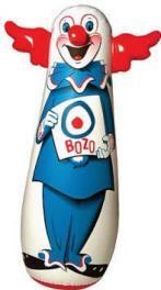 Bozo The Clown 46-Inch Bop Bag