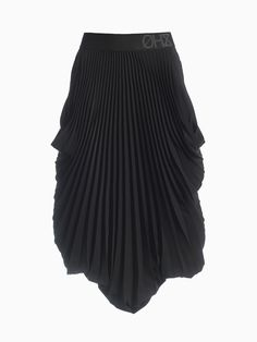Pleated Half-length Skirt • HANA ZARUBOVA Hana, Ballet Skirt, Spring Summer, Skirts, Fashion, Moda, Fashion Styles, Skirt, Fashion Illustrations