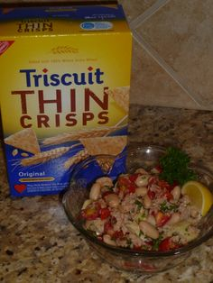 White Bean and Tuna Salad » Live Well Furman